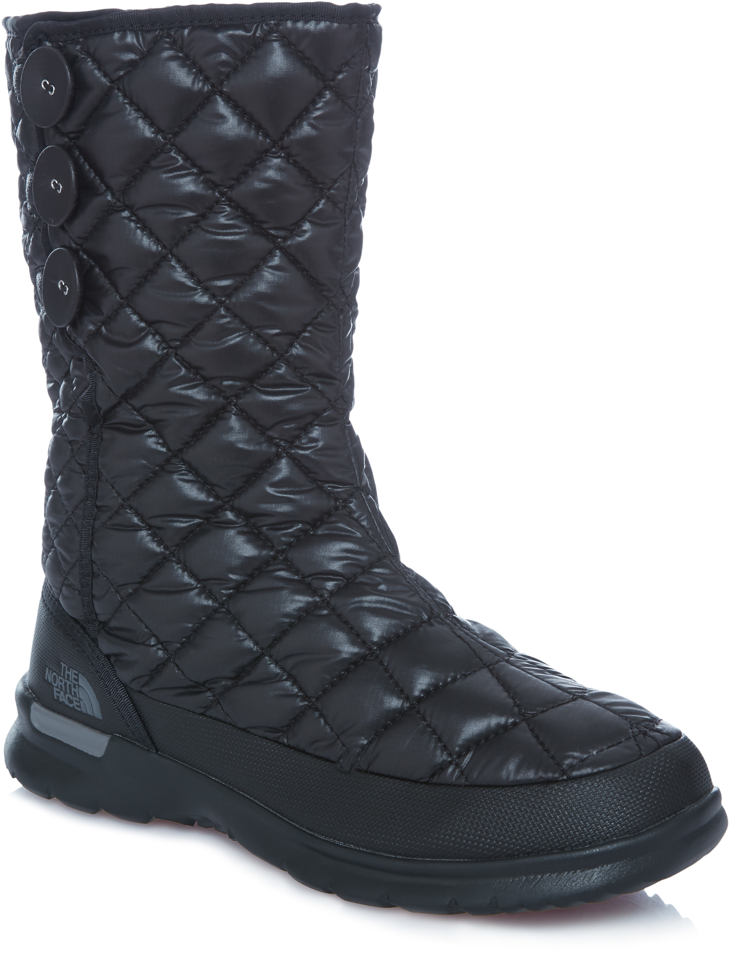 b774e51baee The North Face Thermoball Button-Up - Bottes Femme - noir sur CAMPZ !